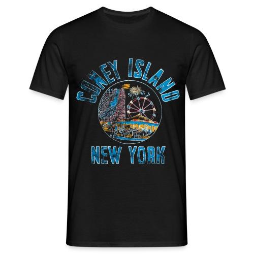 Coney Island Vintage - Hommes - T-shirt Homme