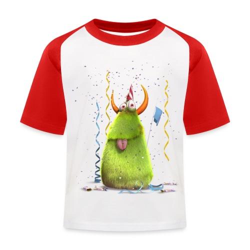 Partyschnacki - Kinder Baseball T-Shirt