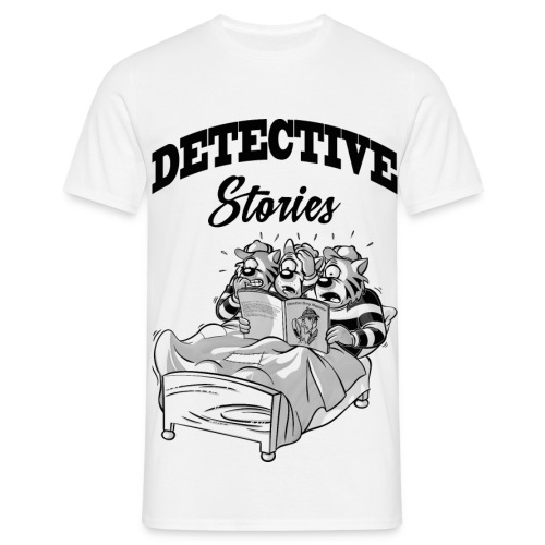 Detective Stories #2 - T-shirt Homme
