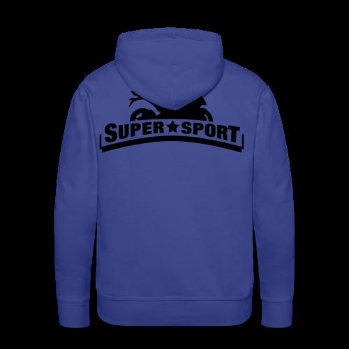 Supersport (Hoodie) - Men's Premium Hoodie