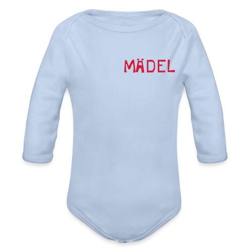 Mädel - Baby Bio-Langarm-Body