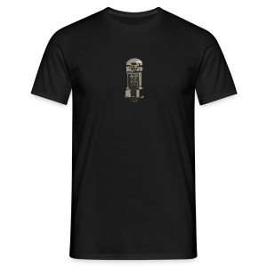 6080 TUBE shirt - duotone grey - Men's T-Shirt