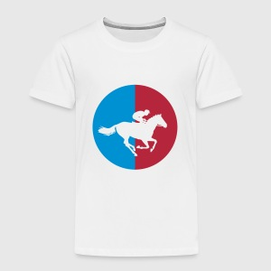 Riding / Reiten / Equitation Shirts - Kinderen Premium T-shirt