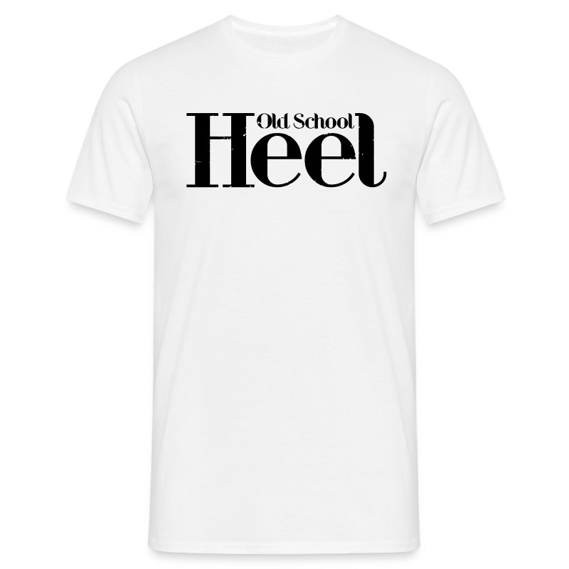 Old School Heel (Men) - Men's T-Shirt