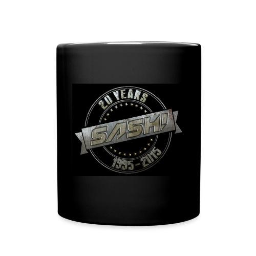 SASH! 20 Years Mug - Full Colour Mug