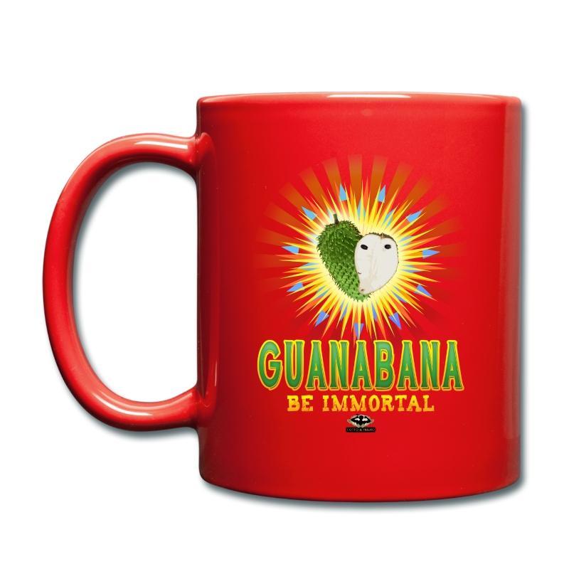 Tazza Guanabana BE IMMORTAL - Tazza monocolore