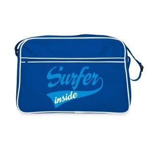 Surfer Inside Retro Bag - Retro Bag