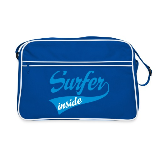 Surfer Inside Retro Bag - Retro Bag