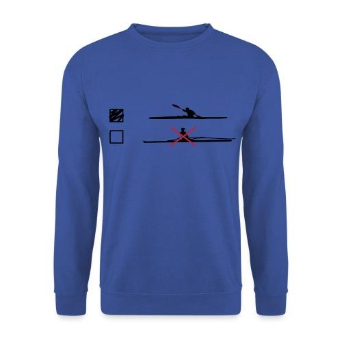 the right choice Men Sweater - Men's Sweatshirt