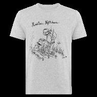 T-shirts ~ Organic mænd ~ Maritime Nyttehaver t-shirt - unisex