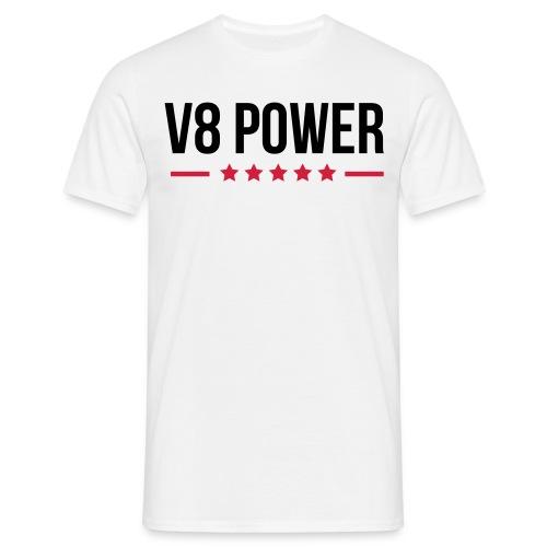 V8 POWER - Men's T-Shirt