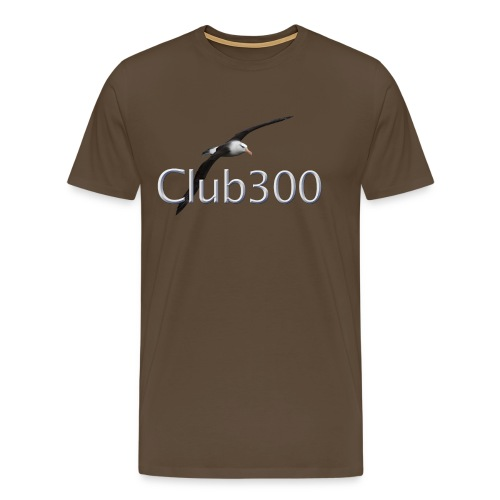 Premium-Shirt Albatros 4 - Männer Premium T-Shirt
