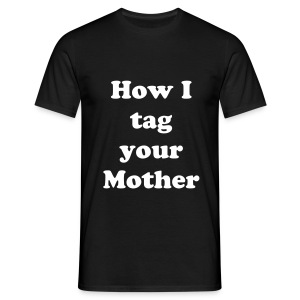 Lasertag - How I met your Mother - Männer T-Shirt
