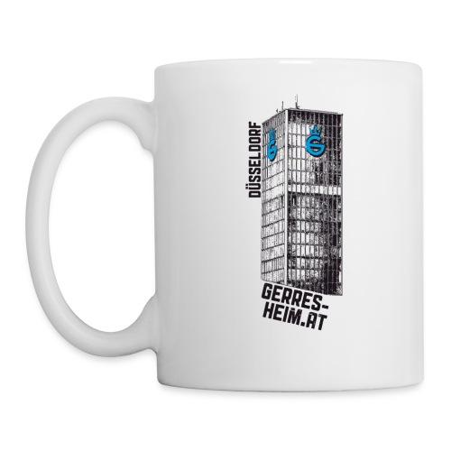 Der Glasturm. - Tasse
