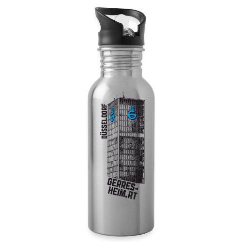 Der Glasturm. - Trinkflasche