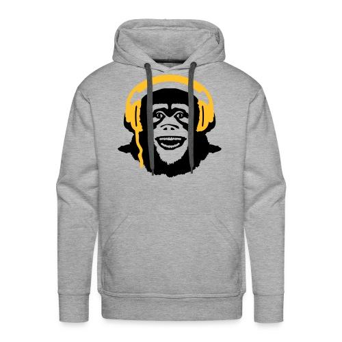 DJ Chimp - Men's Premium Hoodie