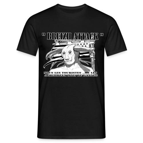 TBA04H - T-shirt Homme
