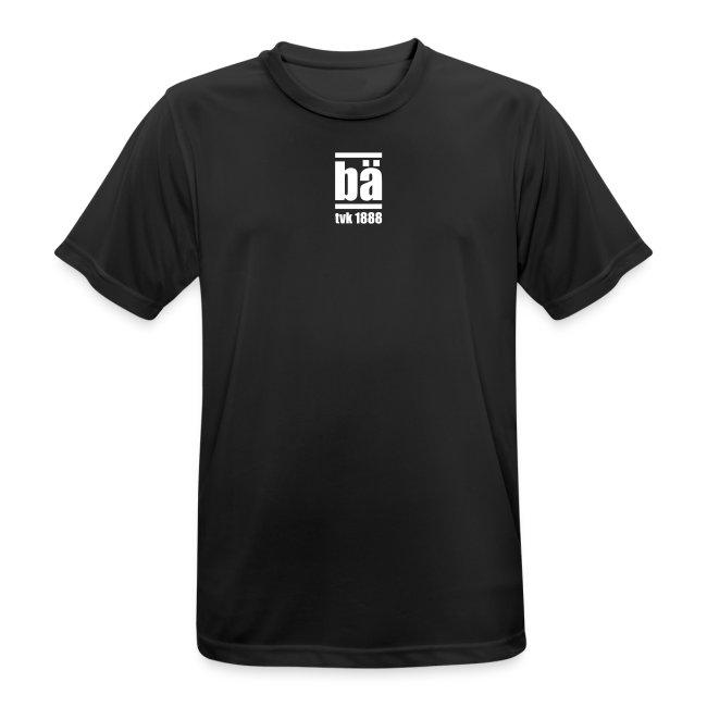 Herren T-Shirt atmungsaktiv - onnerwäjs