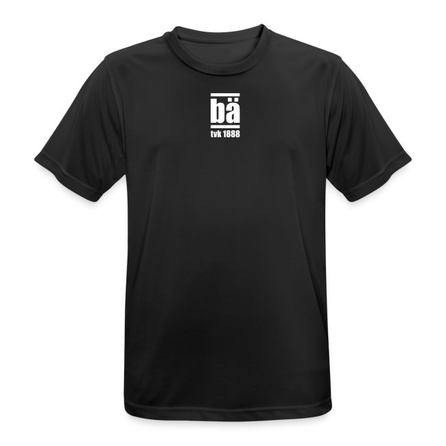 Herren T-Shirt atmungsaktiv