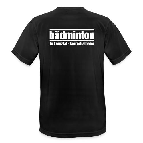 Herren T-Shirt atmungsaktiv - Männer T-Shirt atmungsaktiv
