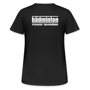 Damen T-Shirt atmungsaktiv - Frauen T-Shirt atmungsaktiv