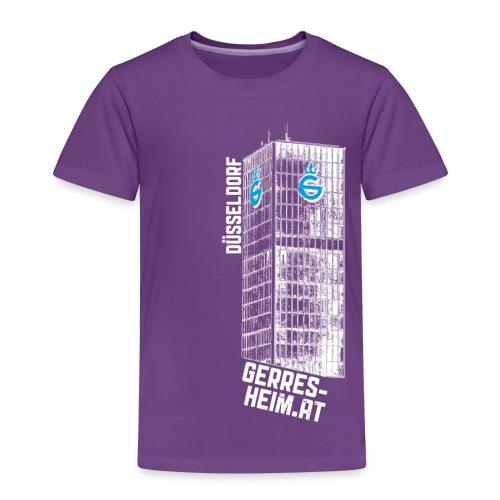 Der Glasturm. Kind. - Kinder Premium T-Shirt