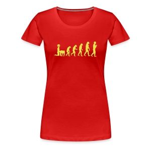 Alienevolution T-Shirts - Frauen Premium T-Shirt