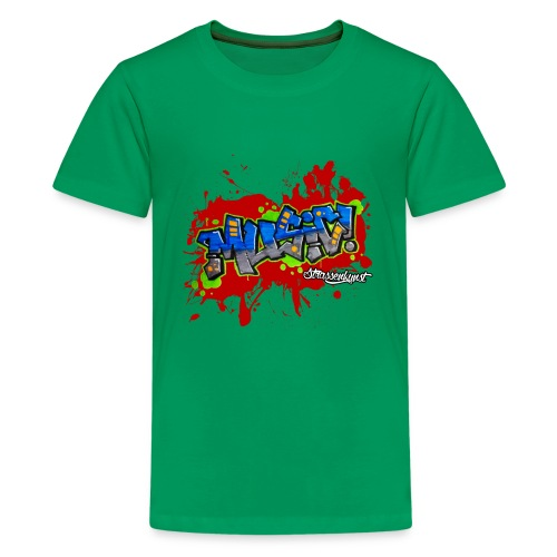 Music! - Teenager Premium T-Shirt