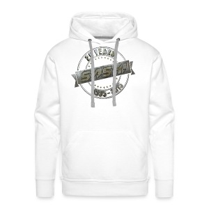 Men Jumper SASH! 20 Years - Men's Premium Hoodie