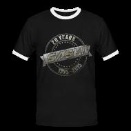 T-Shirts ~ Men's Ringer Shirt ~ Men T-Shirt SASH! 20 Years Kontrast