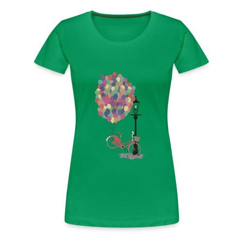 t-shirt free - Maglietta Premium da donna