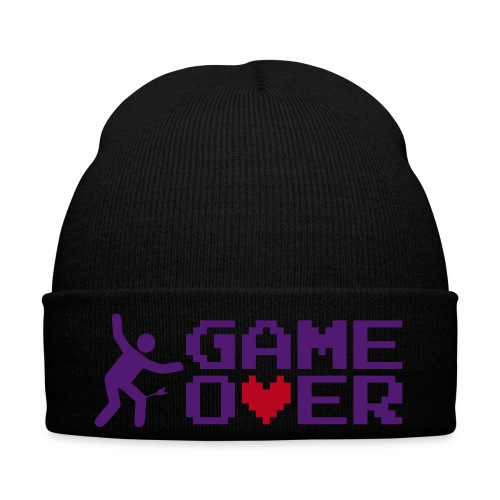 Game Over Arrow In The Knee Beanie - Winter Hat