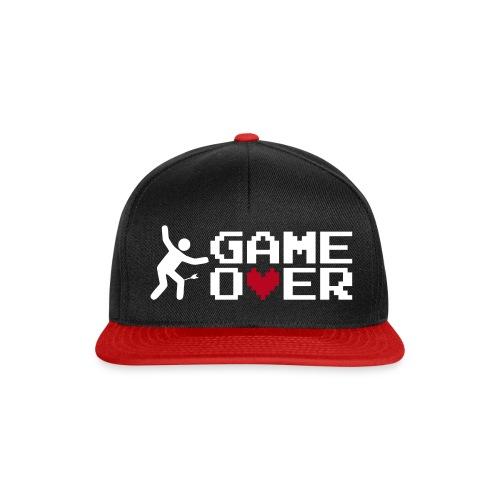 Game Over Arrow In The Knee Snapback - Snapback Cap