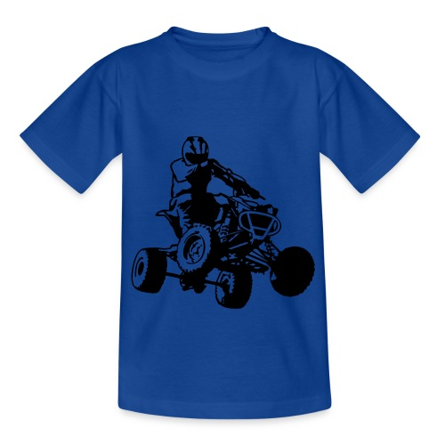 Quad Shirt Teenager - Teenager T-shirt