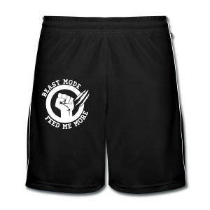 gymbroek - Mannen voetbal shorts