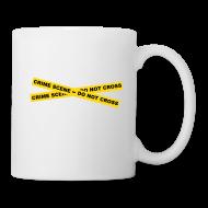 Mugs & Drinkware ~ Mug ~ Crime Scene - Do Not Cross
