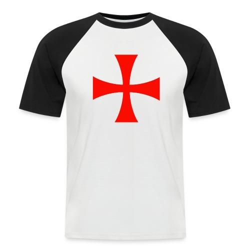 T-shirt templier Beauséant - T-shirt baseball manches courtes Homme