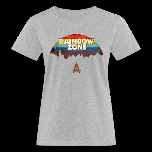 RainbowZone (free shirtcolour selection) - Women's Organic T-shirt