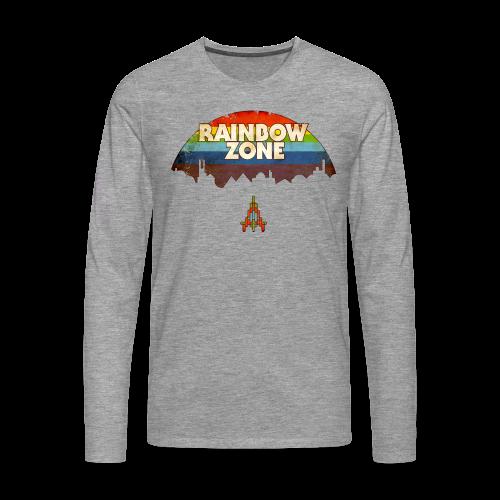 RainbowZone (free shirtcolour selection) - Men's Premium Longsleeve Shirt