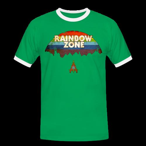 RainbowZone (free shirtcolour selection) - Men's Ringer Shirt