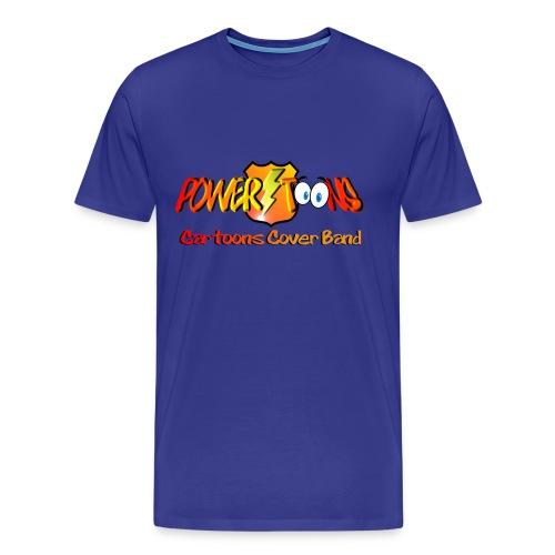 T-Shirt PowertOOns Uomo - Maglietta Premium da uomo