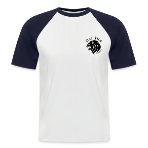 Tiere spielen Baseball   k&k - Männer Baseball-T-Shirt
