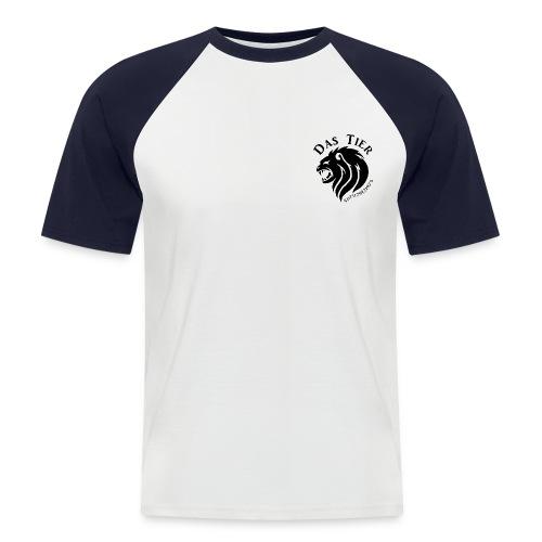 Tiere spielen Baseball | k&k - Männer Baseball-T-Shirt