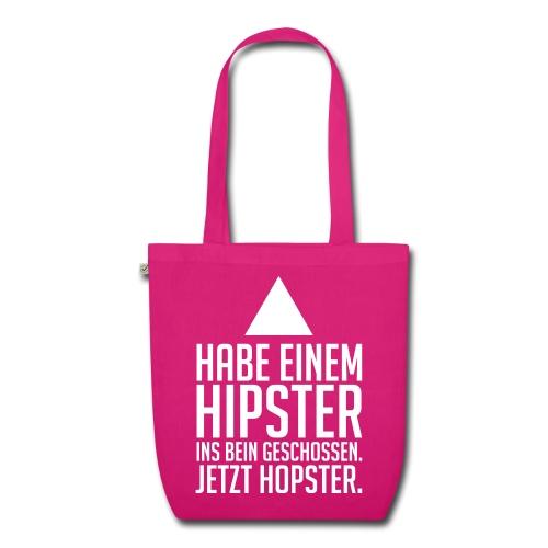 Hipster - Hopster - Bio-Stoffbeutel