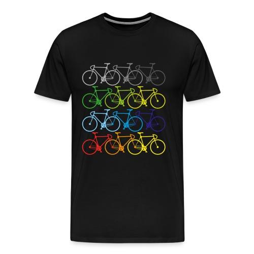Hipster - Hopster - Männer Premium T-Shirt