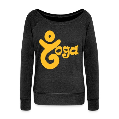 Frauen Pullover mit U-Boot-Ausschnitt von Bella - yoga,vetements yoga,vetements pilates,vetement yoga,vetement pilates,vente yoga,vente en ligne yoga,tshirt yoga,tee shirt yoga,t-shirt yoga,pantalon yoga,meditation,jemasty,haut yoga,equilibre,bikram,bien etre,bas yoga,achat yoga,Vinyasa,Vetement Yoga,Power yoga,Pilates,Hatha,Ashtanga