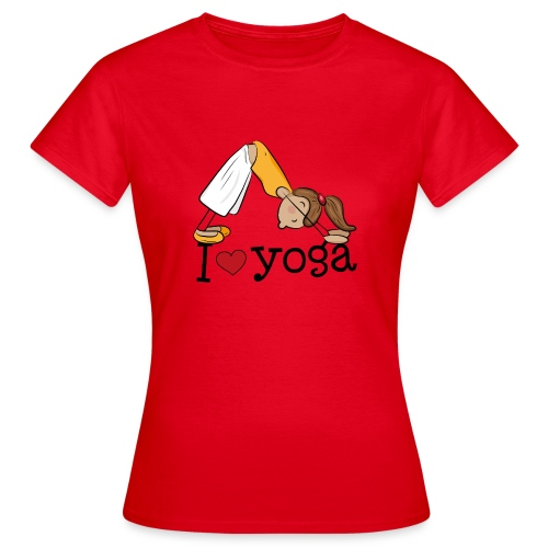 yoga - Maglietta da donna