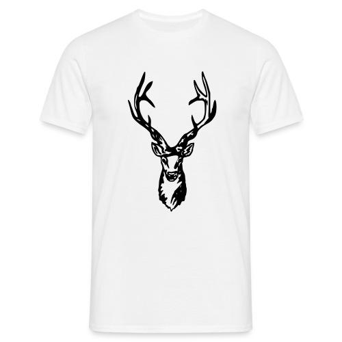 HIRSCH 2.0 - Männer T-Shirt