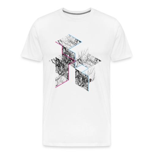 Diagram - Men's Premium T-Shirt