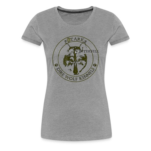 Stark Kennels (F) - Women's Premium T-Shirt